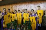 При поддержке Виталия Хомутынника прошли игры школьной баскетбольной лиги