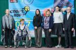 При поддержке «Відродження» в Харькове проходит международный турнир для теннисистов-колясочников
