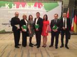 Депутаты «Відродження» принимают участие в Международном туристическом форуме
