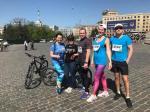 Депутаты «Відродження» приняли участие в международном марафоне