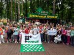 При поддержке «Відродження» более 200 детей бесплатно посетили веревочный парк