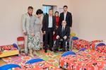 Геннадий Кернес открыл детский сад на Новых Домах