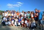 Депутаты «Відродження» приняли участие в волейбольном турнире по случаю Дня Харьковской области