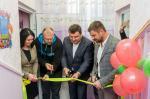 Депутаты «Відродження» открыли две новые группы в детском саду на Залютино