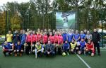 При поддержке Владимира Скоробагача проходит студенческий футбольный турнир