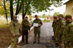 Депутат Владимир Рожанский поздравил бойцов в зоне АТО