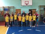 Виталий Хомутынник передал школьникам мячи для регби и форму