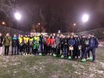 Владимир Скоробагач наградил победителей студенческого футбольного турнира