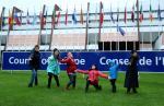 Победители детского телефестиваля «Дитятко» посетили штаб-квартиру Совета Европы