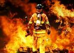 Пожарным Харькова передали двести комплектов новой боевой формы