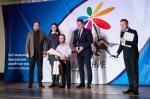 Депутаты «Відродження» вручили премию «Преодоление»