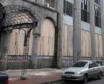 Здание бывшего казино «Сплит» закрыто для самовольных посещений