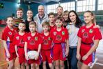 В Харькове при поддержке «Відродження» стартовал новый сезон школьной регбийной лиги