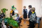 Людмила Немыкина приняла участие в открытии первого в области инклюзивного центра для детей