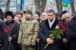 Депутаты «Відродження» почтили память погибших в Афганистане