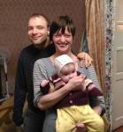 В Харькове собирают помощь семье Виктории Андриишеной и Евгения Аведова