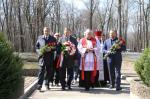 Сергей Чернов почтил память жертв Катынского преступления