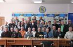 Среди ветеранских команд области прошел шахматный турнир