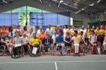 Депутаты «Відродження» поддержали Международный турнир среди теннисистов-колясочников