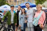 Депутаты «Відродження» приняли участие в Велодне