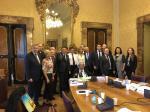 Сергей Чернов встретился с представителями правительства Италии