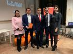 Депутаты «Відродження» приняли участие в презентации запуска технологии Mobile ID