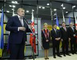 Сергей Чернов принял участие в открытии Почетного консульства Словакии