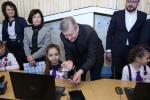 На Харьковщине открыли первый класс робототехники
