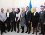 Владимир Скоробагач принял участие в открытии нового Офиса пробации