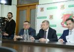 Сергей Чернов провел прием граждан в Лозовой