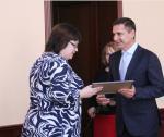 Владимир Скоробагач поздравил работников ракетно-космической отрасли