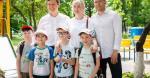 Для детей льготных категорий Шевченковского района организовали экскурсию на Малую Южную