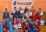 В Харькове при поддержке Виталия Хомутынника прошел турнир по самбо